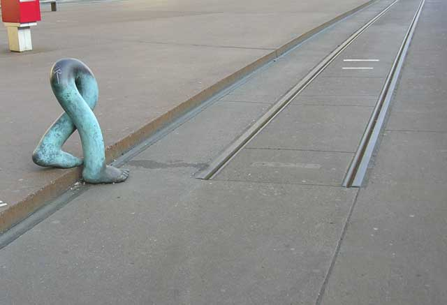 Ноги на Casionplatz