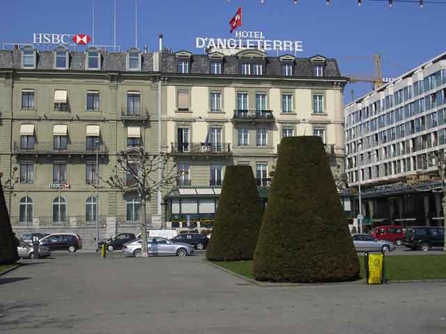 Отель D`Angleterre