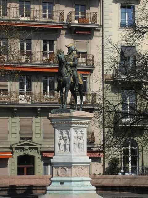 Памятник герцогу Брауншвейгскому