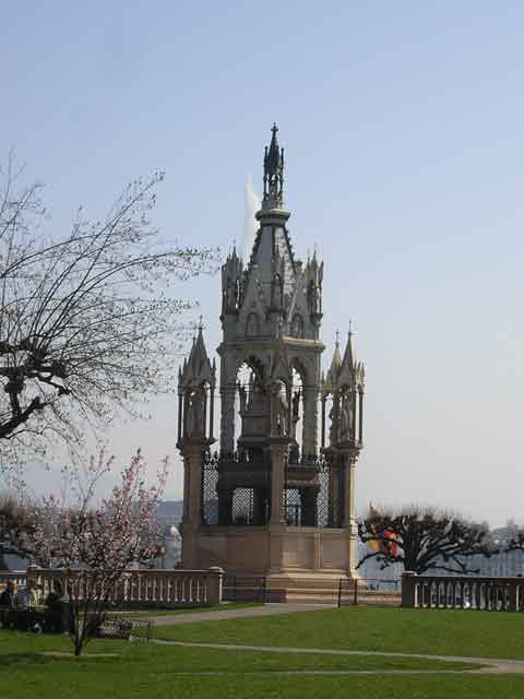 Мавзолей герцога Брауншвейгского